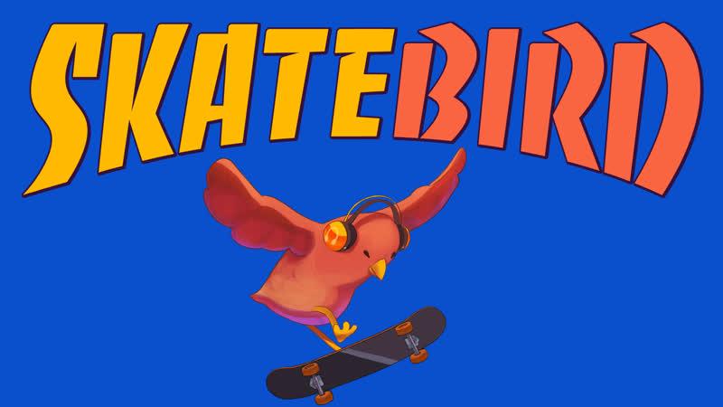 SkateBIRD Трейлер Nintendo Switch