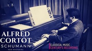 Schumann by Alfred Cortot - Kinderszenen, Kreisleriana, Carnaval.. + Presentation (Century's rec.)