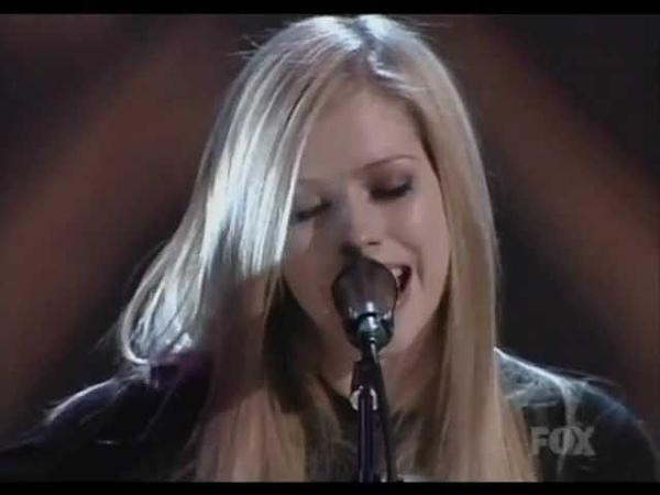 Avril Lavigne - Nobody's Home at MadTV