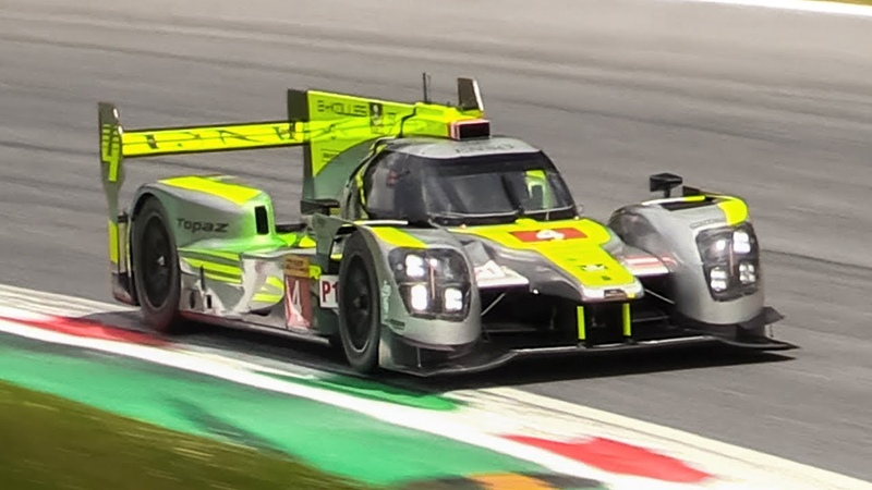 2019 ByKOLLES Enso CLM P1 01 w Gibson V8 Engine at Monza Circuit