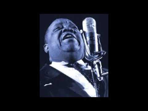 Sent for You Yesterday live 1939 Count Basie and Jimmy Rushing
