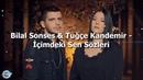 Bilal Sonses Tuğçe Kandemir - İçimdeki Sen Sözleri (Lyrics)