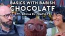 How to Temper Chocolate (ft. Sohla El-Waylly) | Basics with Babish