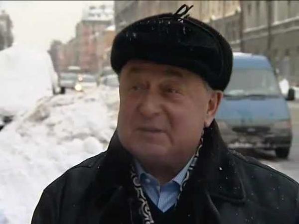 Алексей Мишин Разрываясь между звездами 2011 1 4