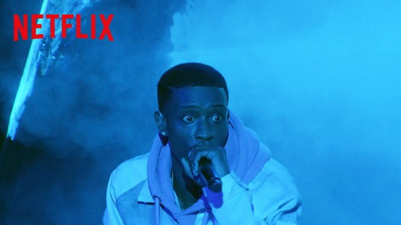 Troyman Brings the Energy with Streetlight Rhythm Flow Netflix