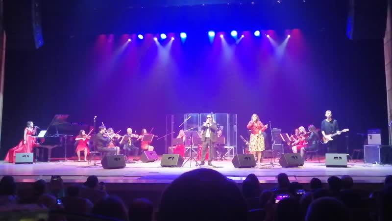 Premier Orchestra - Sweet Dreams (концерт в Томске)
