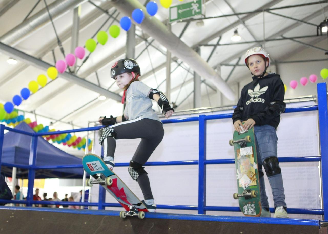 Выставка-Игра «Спортлэнд» весна 2020