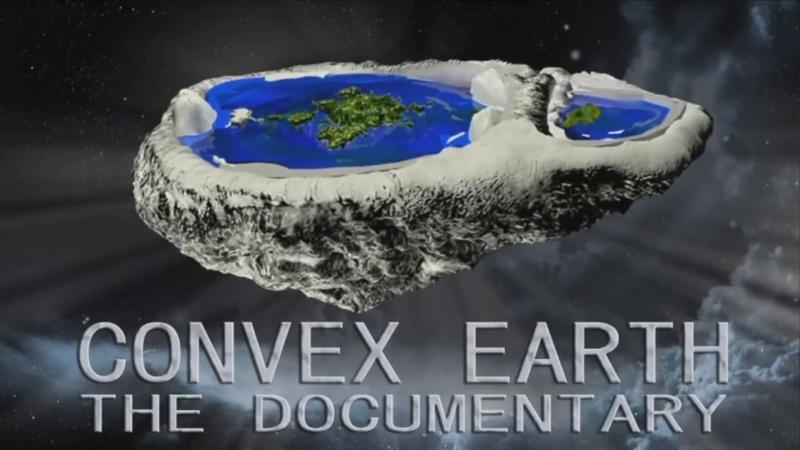 Выпуклая Земля Русский перевод и озвучка бразильского фильма Terra Convexa