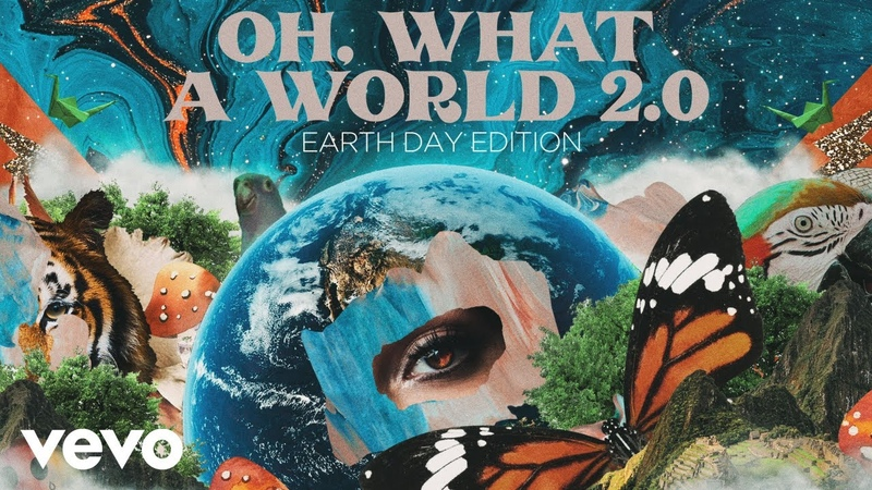 Kacey Musgraves Oh What a World 2 0 Earth Day Edition Audio