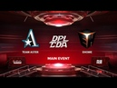 Team Aster vs EHOME, DPL-CDA Professional League Season 1, bo3, game 3 [Mila]