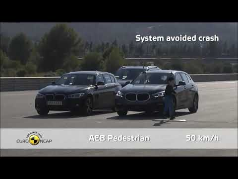2020 BMW 1 Series and 2020 BMW 3 Series Euroncap Crash Tests