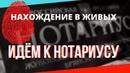 Факт нахождения в живых Идём к нотариусу Возрождённый СССР Сегодня