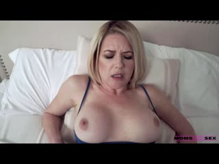 [MomsTeachSex] Kit Mercer - Masturbation Is Wrong NewPorn2020
