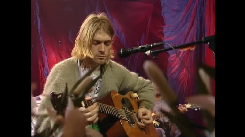 Nirvana The Man Who Sold The World Live On MTV Unplugged 1993 Rehearsal