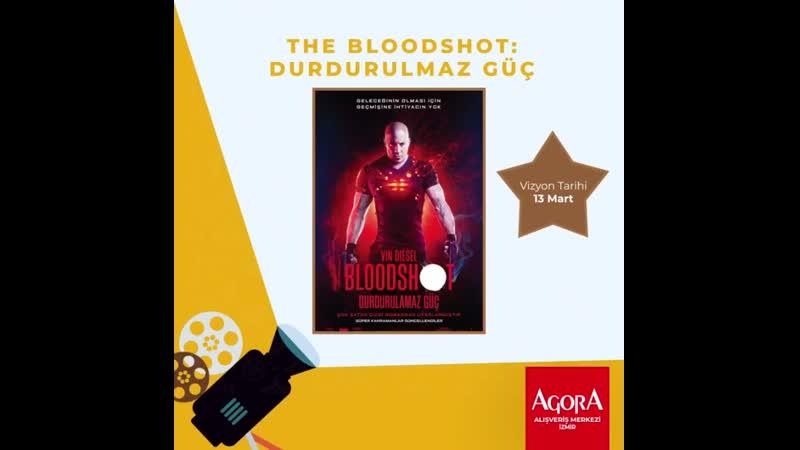 Mart ayının merakla beklenen bir ok filmi i in Agora Sineması nda geri sayım başladı!