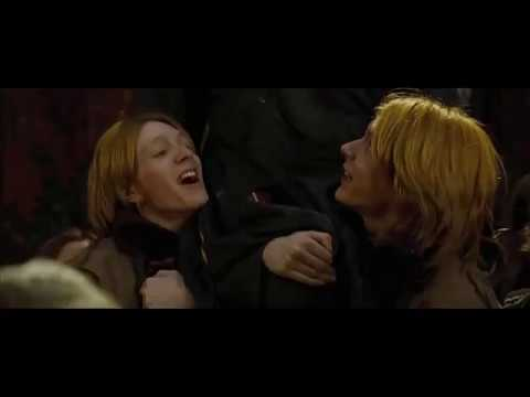 Fred and george being legend duos for eight movies straight (read desc)