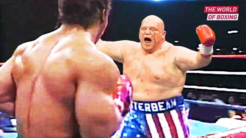 Eric Butterbean Esch The Legendary Knockout Machine