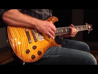 """February 2016 - Private Stock Guitar of the Month: The """"McCarty 594"""""""