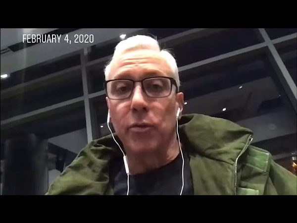 Compilation of all of the inaccurate contradictory things that Dr Drew has said about coronavirus
