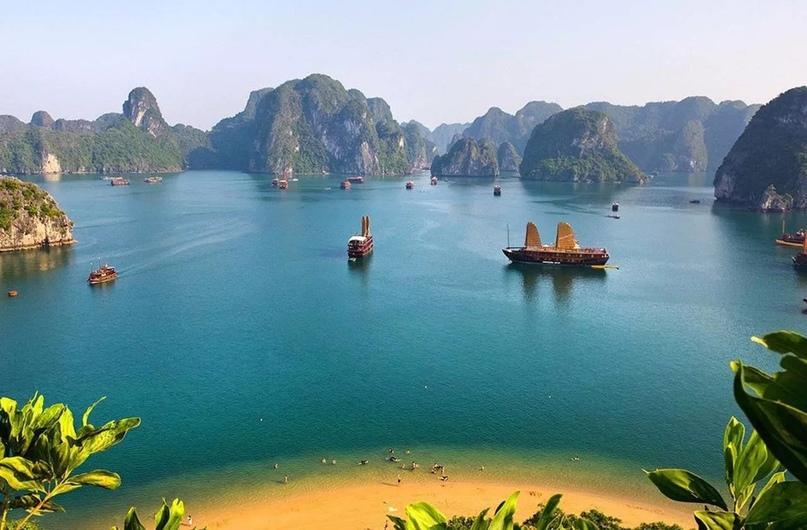 Живописные пляжи Дананга во Вьетнаме, изображение №4