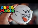 Boo Cookie Super Mario Bros