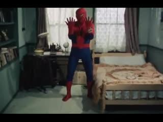 Japanese spider-man — all transformations
