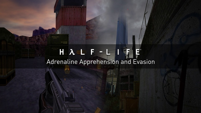 Half-Life — Adrenaline Apprehension and Evasion (Mashup)