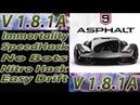 ASPHALT 9 LEGENDS MOD APK V1.8.1a ♢