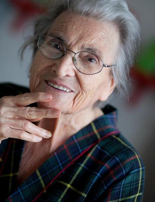 Риск слабоумия увеличивается с возрастом.