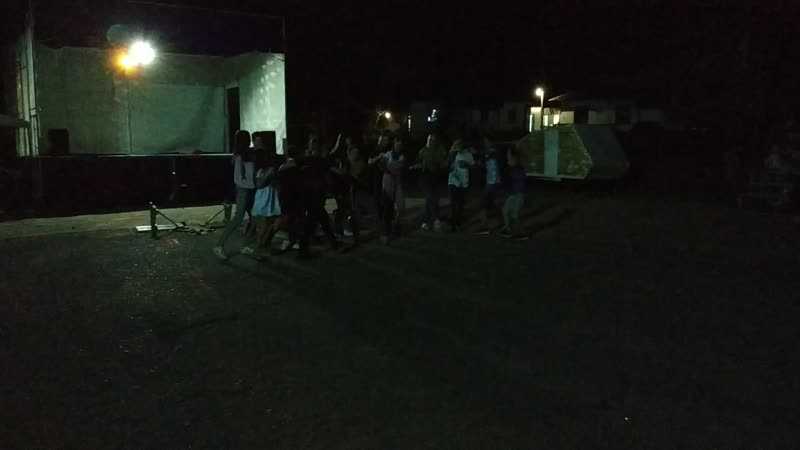 Фестиваль спектаклей 4 смена 2019. 3 отряд. Часть 2