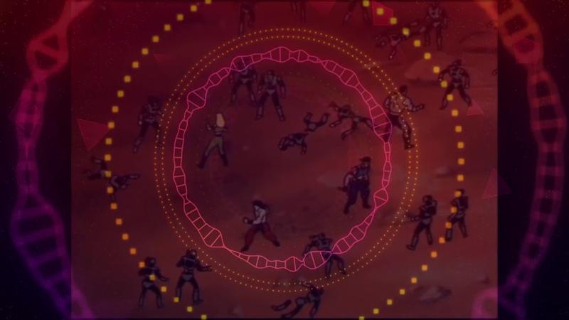 Битва в стиле диско Отрывок на обзор Mortal Kombat Defenders of the Realm