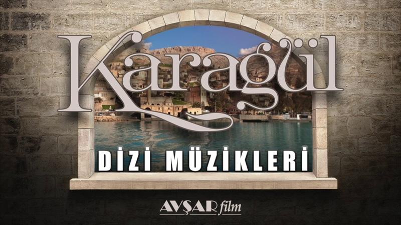 Karagül - 06 Duygusal Sahneler Keman ve Orkestra (Dizi Müzikleri)