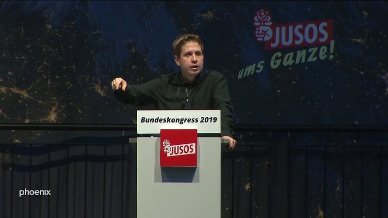 Juso Bundeskongress 2019 in Schwerin