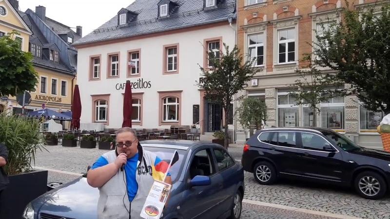 03.08.2020 Annaberg- Buchholz Spazierengehenistgesund 💕