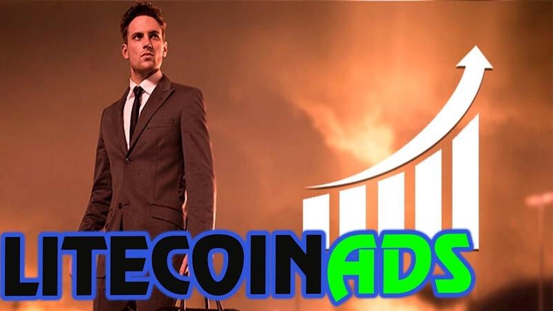 Free bitcoin Litecoinads заработок на AdPack реклама и доход