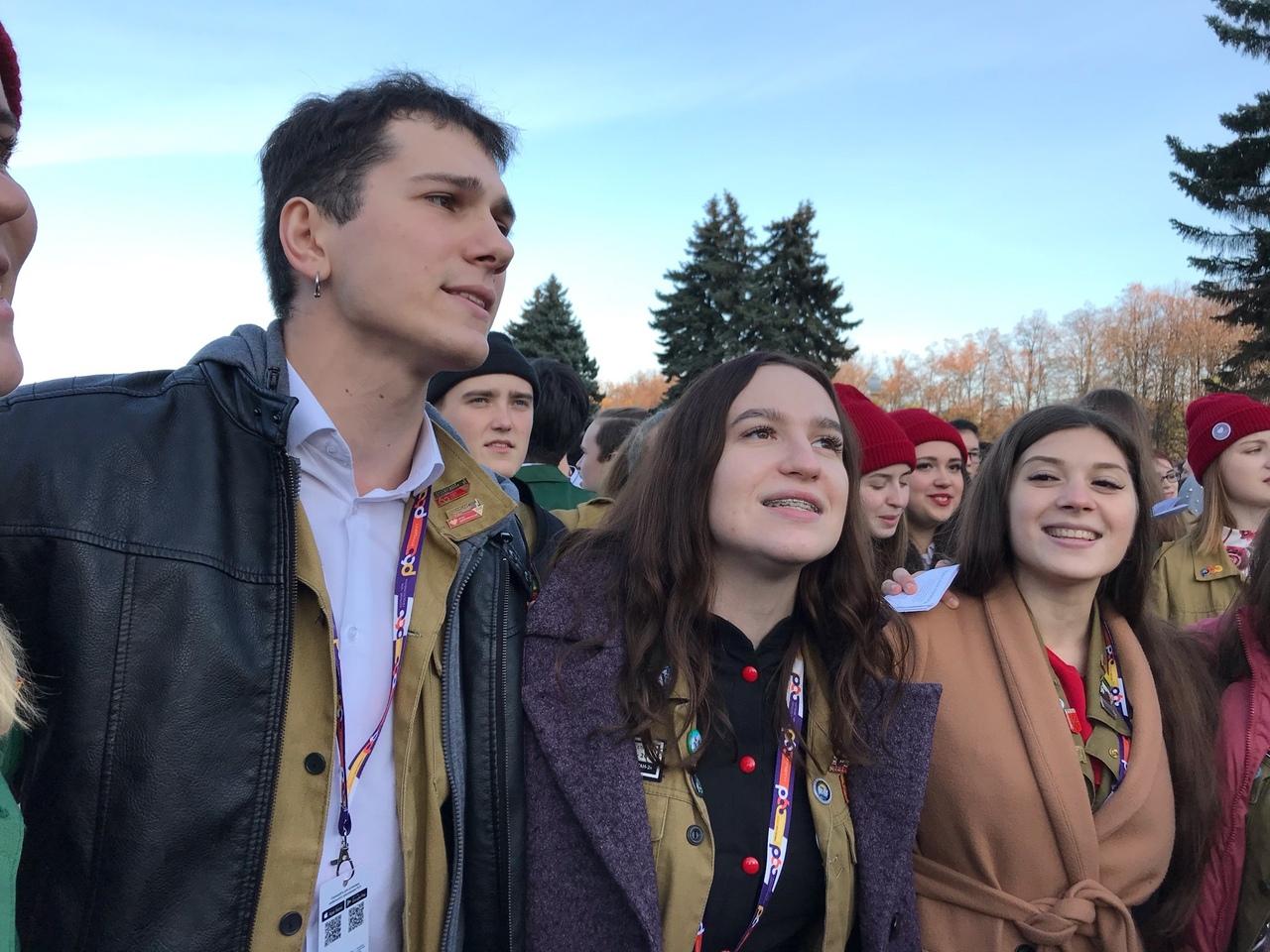 Всероссийский слёт студенческих отрядов — 2019, изображение №3