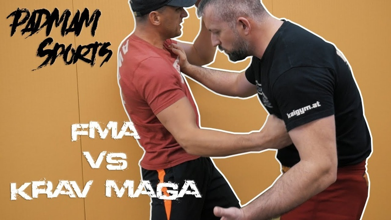 Filipino Martial Arts Krav Maga im Kai Gym Wien