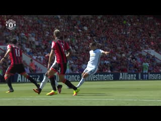 Top 10 Premier League Debut Goals  Zlatan, Lukaku, Van Nistelrooy, Rashford  Manchester United