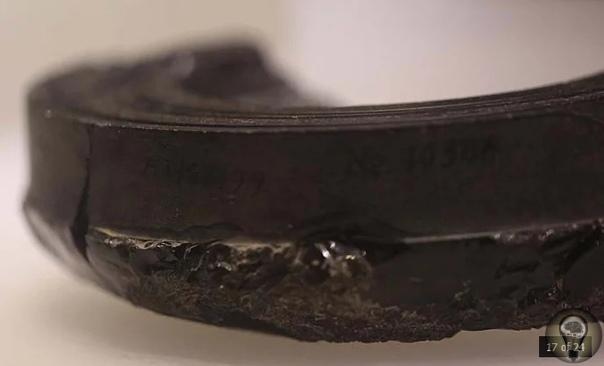 Странный артефакт из музея в Турции