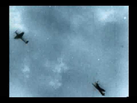WW II RARE COLOR FILM BATTLE FOR BRITAIN PART 1 OF 3