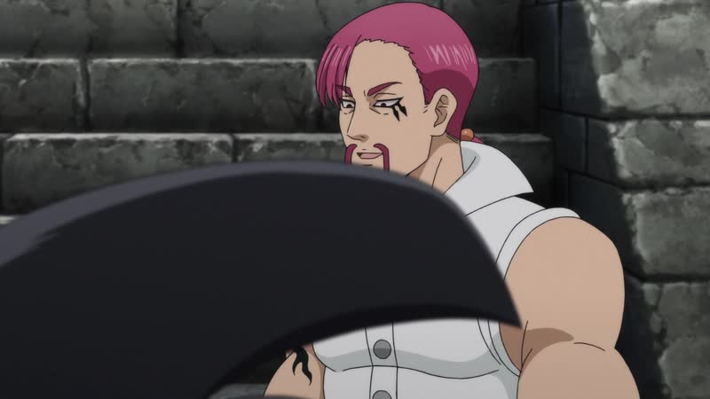 [AniDub] Семь смертных грехов: Гнев богов / Nanatsu no Taizai: Kamigami no Gekirin [14] (JAM)