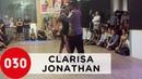 Clarisa Aragon and Jonathan Saavedra – Una fija ClarisayJonathan