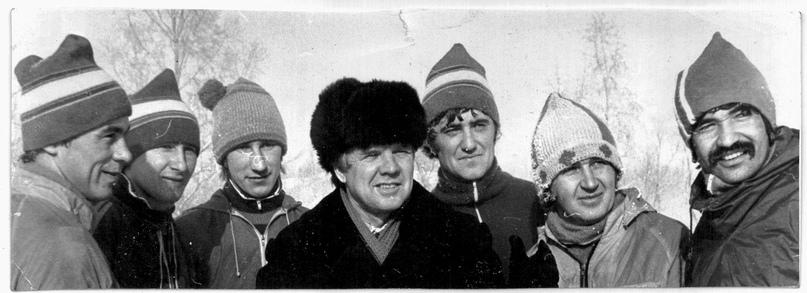 Негаснущие звёзды: Борис Семёнов, изображение №6