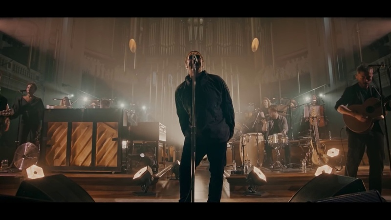 Liam Gallagher - Now That I've Found You (MTV Unplugged)