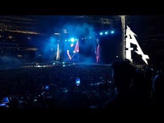 Группа Крови Виктора Цоя в исполнении группы Metallica