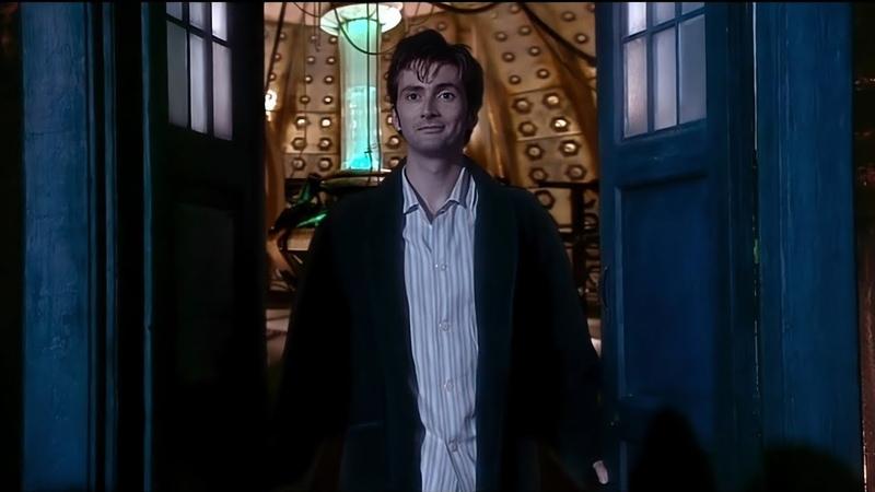 10 Доктор проснулся соскучились Рождественское Вторжение Доктор Кто