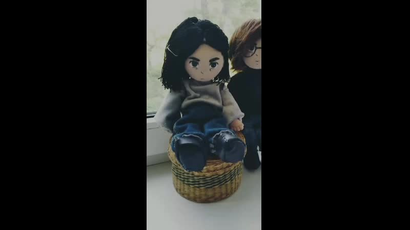 новый образ куклы Макса