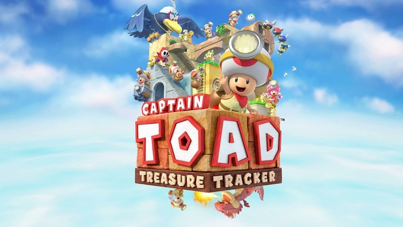Captain Toad Treasure Tracker Longplay Nintendo Wii U