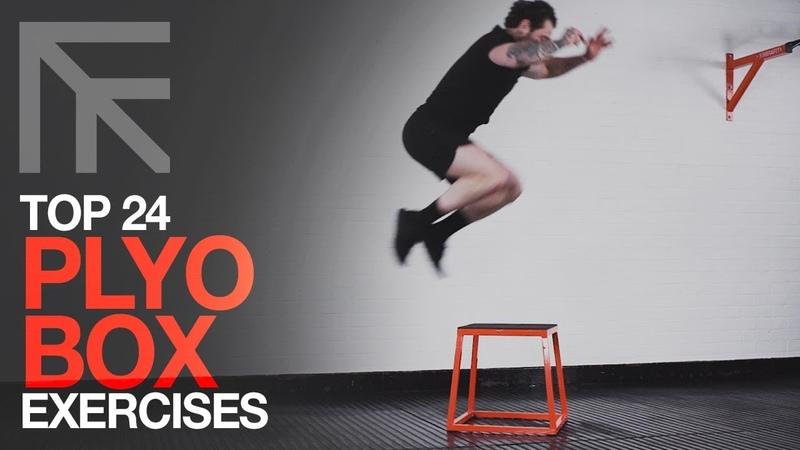 24 Best Plyo Box Exercises Mirafit