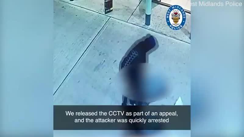 UK il demande une cigarette a un homme puis le massacre a coups de pieds a la tete 7 ans de prison